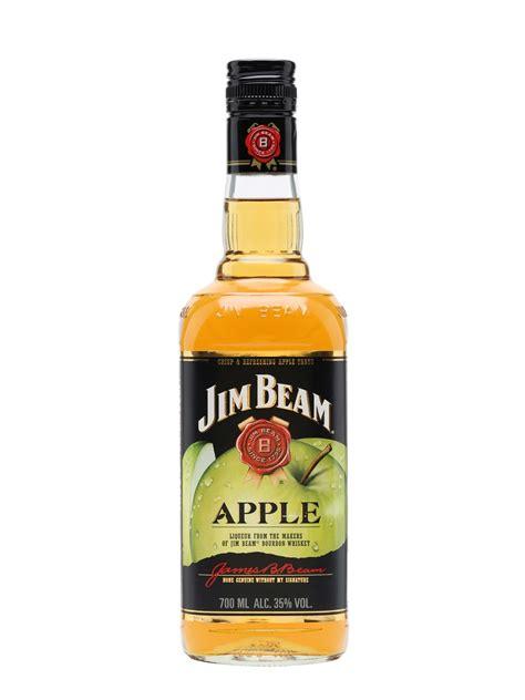 jim beam apple the whisky exchange