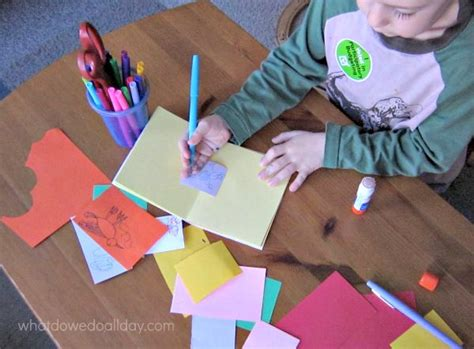 how to make a pop up picture book how to make a pop up book with your 5 year