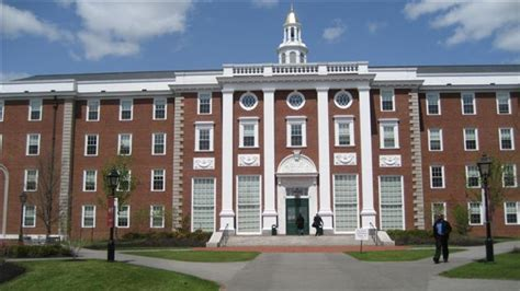 Boston Mba Application Requirements by Mba Admissions Harvard Business School Management The
