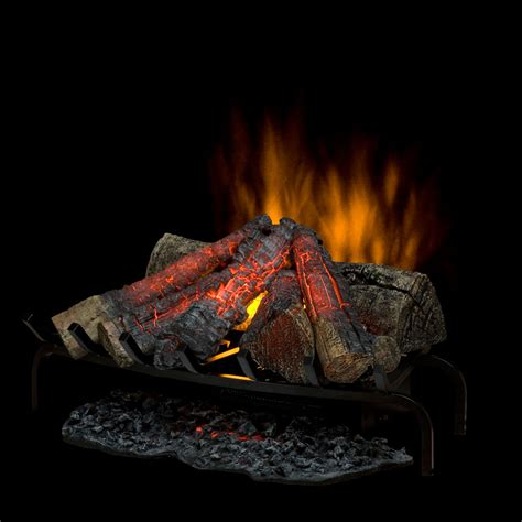 Electric Logs For Fireplace by Dimplex 28 Quot Premium Electric Fireplace Log Set Dlg 1058