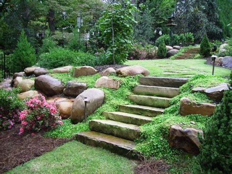 Amazing Ideas To Plan A Sloped Backyard That You Should Sloped Backyard Landscaping Ideas