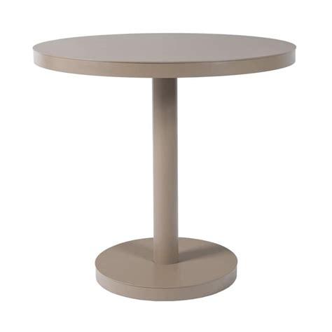 tavoli da bar tavolo rotondo da bar in alluminio inossidabile ce