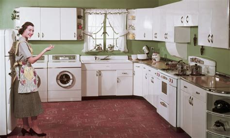home economics kitchen design 1950s kitchen interior 009 jpg 620 215 372 moodboard