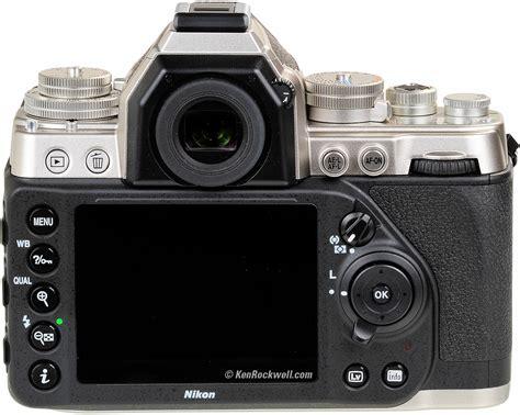 Lensa Nikon Oktagon mengintip ketajaman hasil jepretan nikon df 50mm