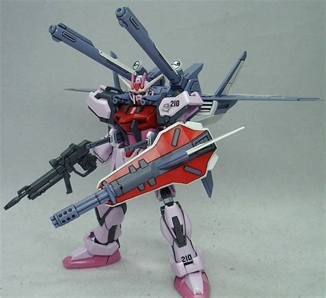 Nggm06 Gundam Strike I W S P 1 100 gundam strike i w s p 1 144 hg seed no macross
