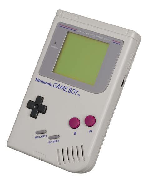gameboy console boy