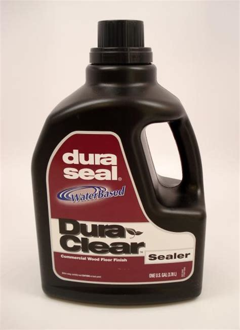 Hardwood Floor Sealer Dura Seal Duraclear Sealer Gallon Chicago Hardwood Flooring