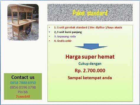Paket Sembako Hemat Rp 280 Ribu nasi kucing yang naik kelas di jakarta gerobak angkringan pandanaran