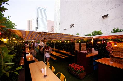 Garden Standard Hotel by The Biergarten At The Standard Downtown La 66 Photos