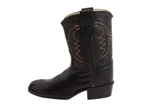 zappos boots west boots western boot toddler black zappos