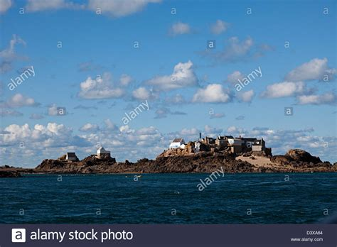 buying a house in jersey channel islands fishermen s houses on ecrehous island off jersey channel islands uk stock photo