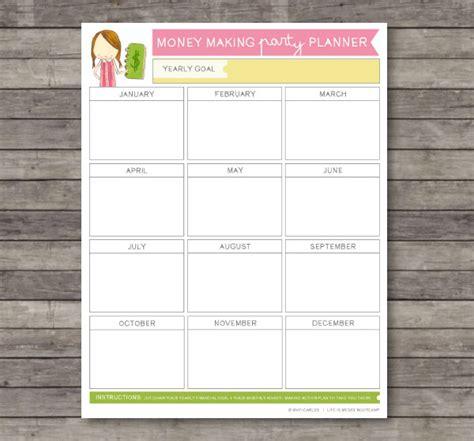 Handmade Planners - money plan free planner oh my handmade