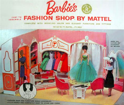 Behind The Red Curtain My Vintage Barbies Blog My Barbie Fashion Shop