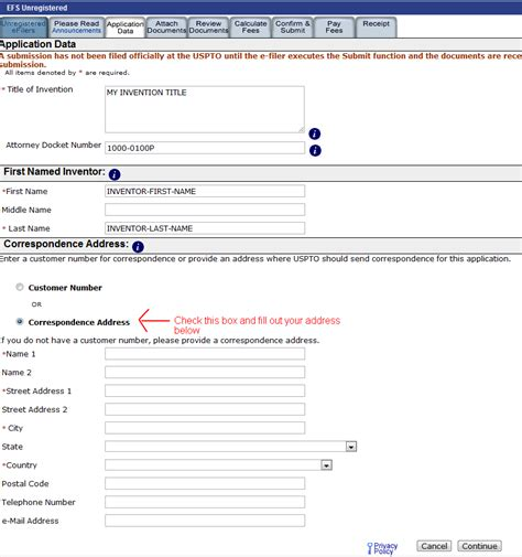 jfrnzrpgvhxys online provisional patent form
