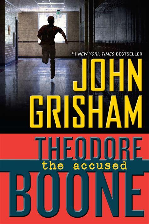 grisham theodore boone the accused