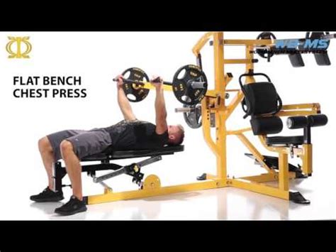 leverage bench press vs bench press powertec multi system home how to make do everything
