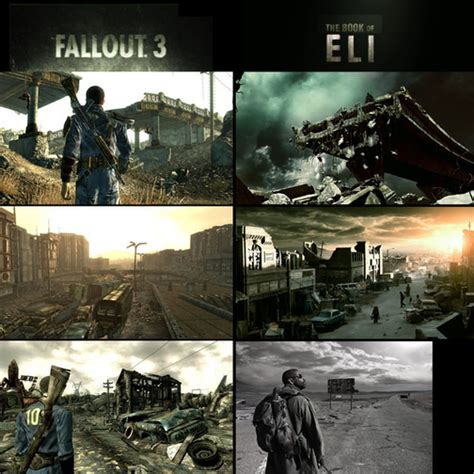 themes in book of eli picture of the week the book of eli vs fallout