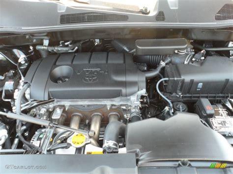 Toyota Highlander 2 7 Liter Engine 2012 Toyota Highlander Standard Highlander Model 2 7 Liter