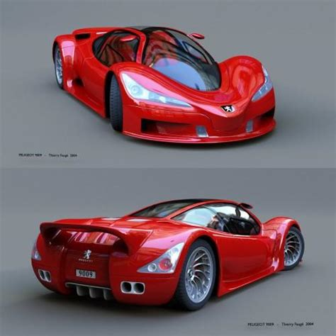 sport car peugeot top sports cars bikes peugeot sports car pictures