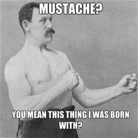 Guy With Mustache Meme - 5 gift baskets for manly men