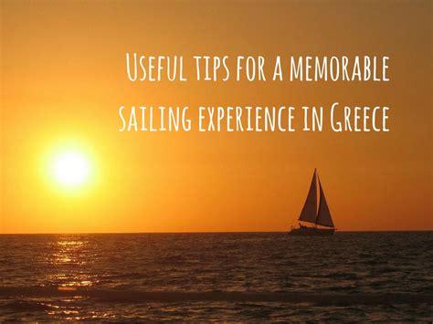 sailing greece tips isalos yachting useful tips for a memorable sailing