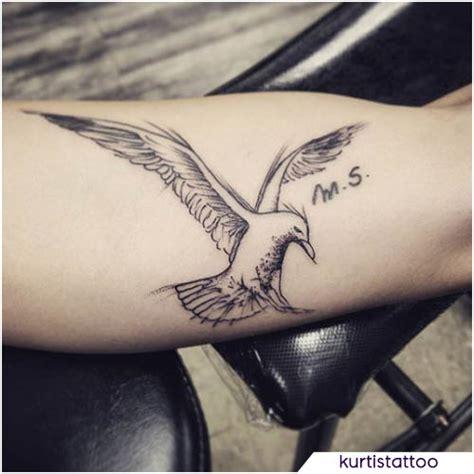 tatuaggi gabbiano significato tatuaggio gabbiano oltre 45 idee a