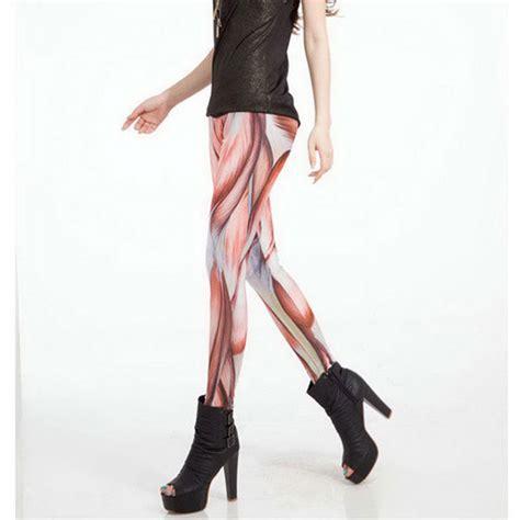 muscle pattern leggings digital printing muscle pattern sexy leggings flesh
