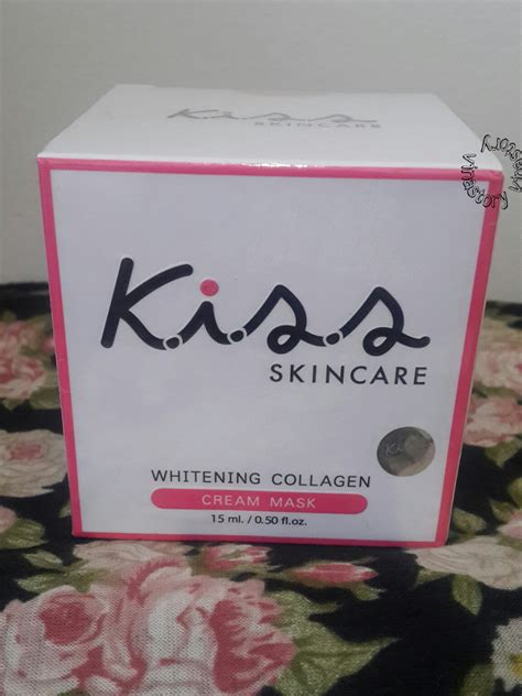 Skincare Whitening Collagen Mask vina story whitening collagen mask