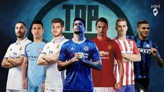 best striker in the world top 10 strikers in the world for the 2017 hd top 10