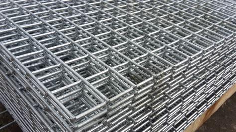 Harga Od 20 2 4m x 1 2m weld mesh panel 8ftx4ft 25mm 1 inch aperture