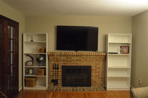 bookshelves next to fireplace what type of bookshelves beside fireplace