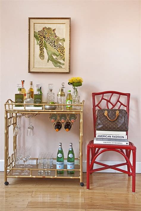 home design gold free the sedgewick bar cart society social