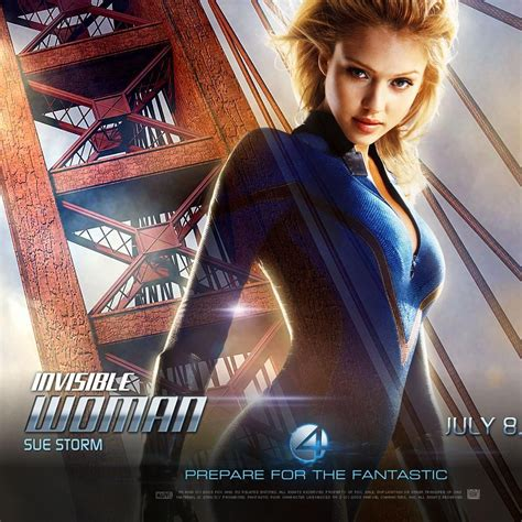 film marvel jessica fantastic four 4 huge movie posters banners jessica