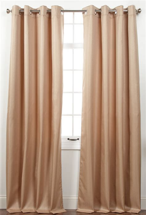 ivory lined curtains memento grommet curtains ivory everdark lined curtains