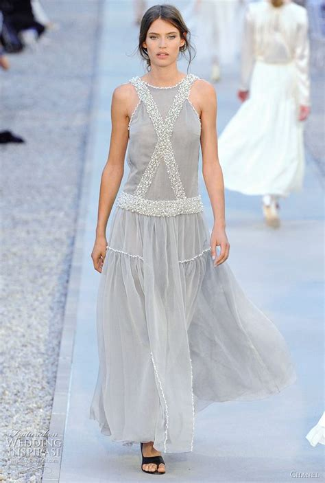 Dres Channel 1000 ideas about chanel wedding dress on ian