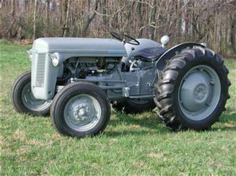 1953 Ferguson To 30 Tractorshed Com