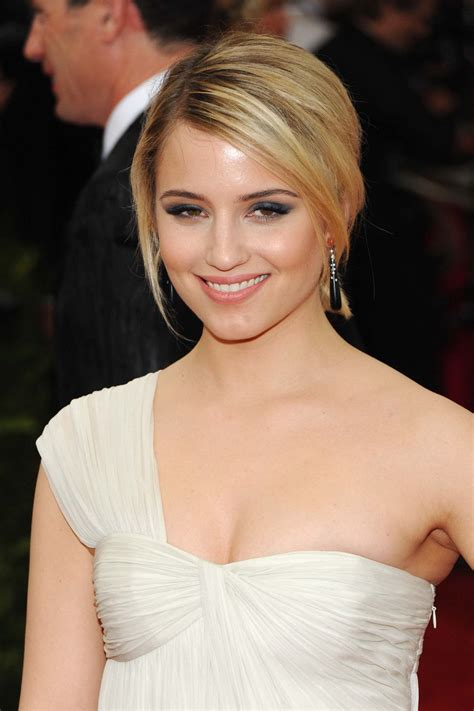 dianna agron at met gala 2015 in new york hawtcelebs