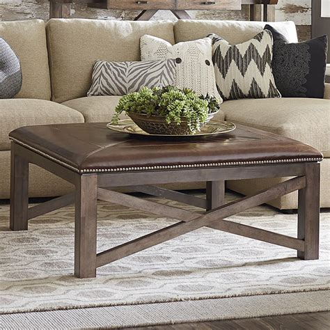 ottoman as coffee table coffee table tiny square ottoman coffee table large