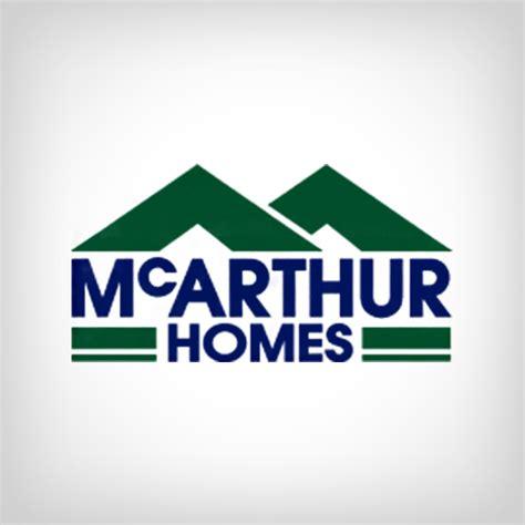 mcarthur homes utah home builders hub