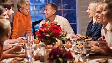 traditions for families thanksgiving traditions focus on the family