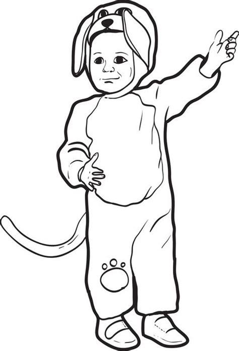 halloween dog coloring page free printable puppy dog halloween costume coloring page