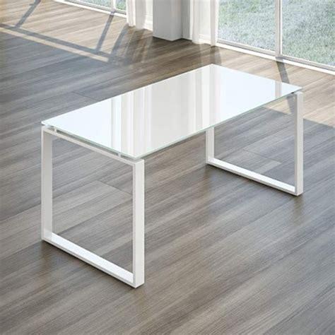 scrivanie in cristallo per ufficio scrivania swing 7020 in cristallo 160 cm linekit