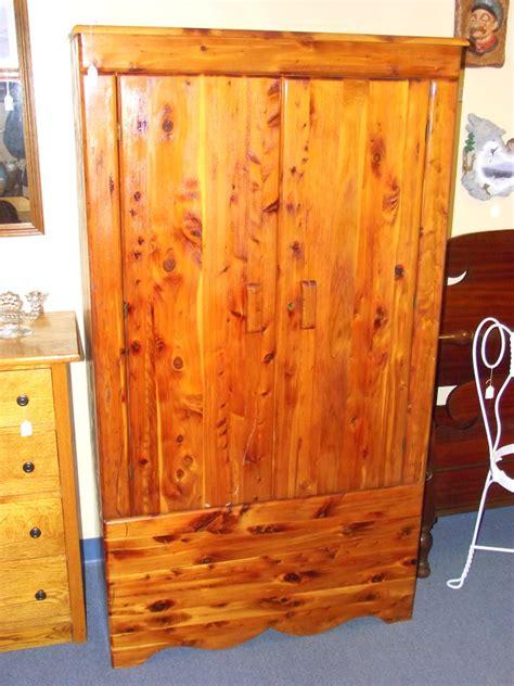 antique cedar armoire genuine kincaid robes cedar armoire wardrobe closet with