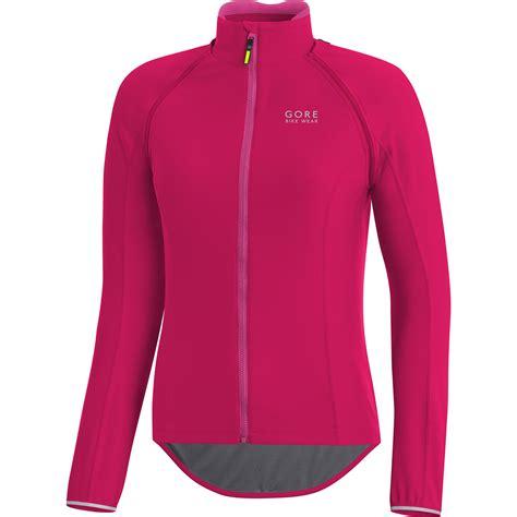 women s bicycle jackets wiggle gore bike wear women s power windstopper zip off