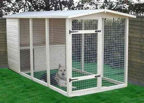 homemade outdoor dog kennels furry friends outdoor dog