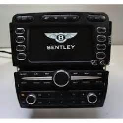 bentley navigation sat nav map update disc cd