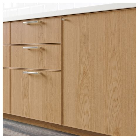 Ikea Kitchen Cabinet Door Ekestad Door Oak 60x80 Cm Ikea