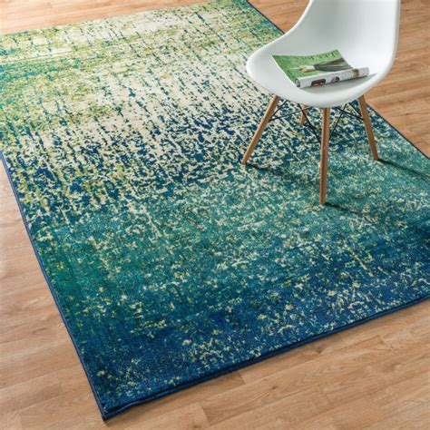 Overstock Teal Rug by 25 Best Ideas About Teal Green Color On Aqua