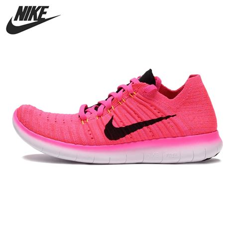 new nike flyknit running shoes original new arrival 2016 wmns nike free rn flyknit