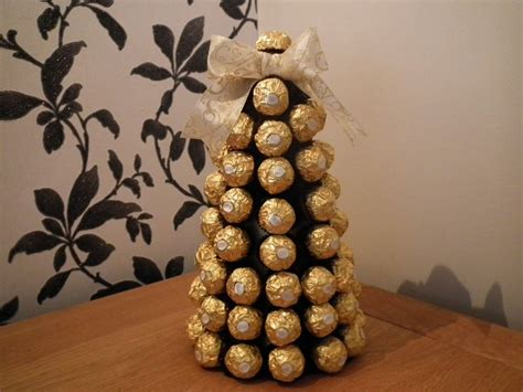 ferrero rocher tree things i love pinterest